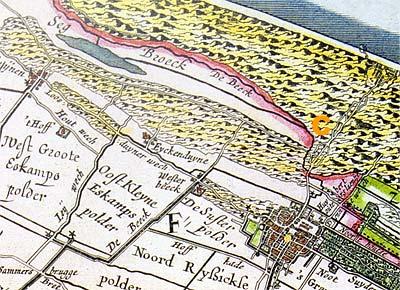 hondius amerika 1612